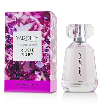 Yardley London Rosie Ruby Eau De Toilette Spray
