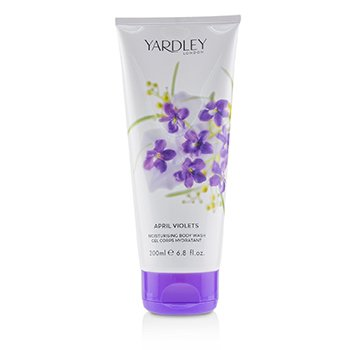 Yardley London April Violets Moisturising Body Wash