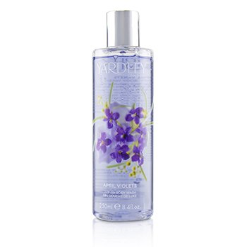 Yardley London April Violets Luxury Body Wash