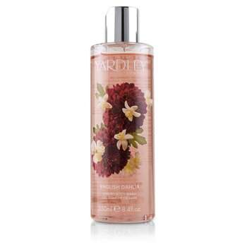 Yardley London English Dahlia Luxury Body Wash