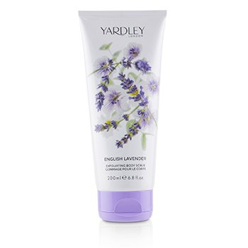 Yardley London English Lavender Exfoliating Body Scrub