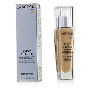 Lancome Teint Miracle Natural Skin Perfection SPF 15 - # Bisque 5C (US Version)