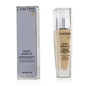 Lancome Teint Miracle Natural Skin Perfection SPF 15 - # Buff 2W (US Version)