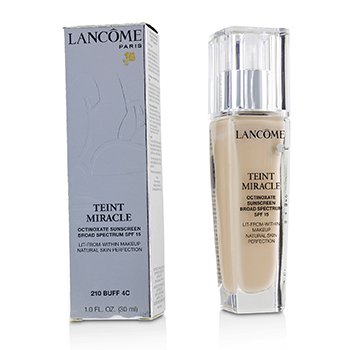 Lancome Teint Miracle Natural Skin Perfection SPF 15 - # Buff 4C (US Version)