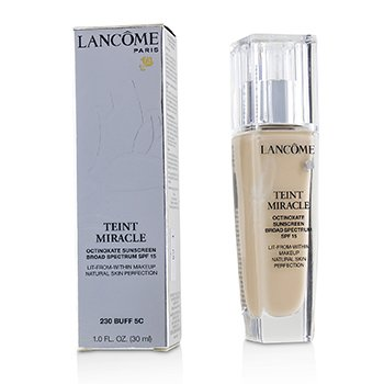 Lancome Teint Miracle Natural Skin Perfection SPF 15 - # 230 Buff 5C