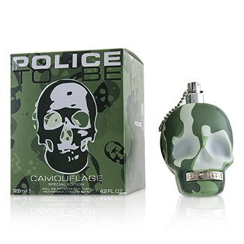 Police To Be Camouflage Eau De Toilette Spray