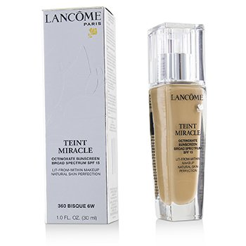 Lancome Teint Miracle Natural Skin Perfection SPF 15 - # 360 Bisque 6W (US Version)