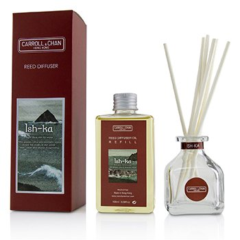 Carroll & Chan (The Candle Company) Reed Diffuser - Ish-Ka
