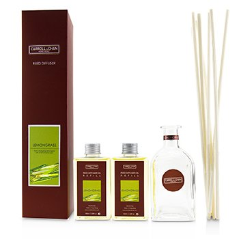 Carroll & Chan (The Candle Company) Reed Diffuser - Lemongrass