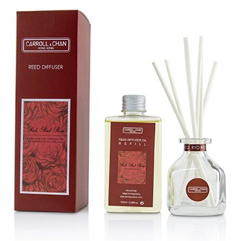 Carroll & Chan (The Candle Company) Reed Diffuser - Red Red Rose
