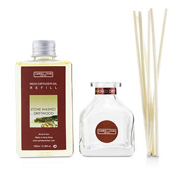 Carroll & Chan (The Candle Company) Reed Diffuser - Stone-Washed Driftwood