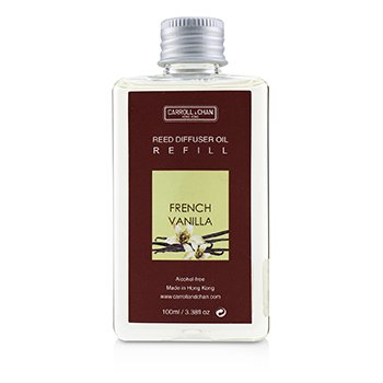 Carroll & Chan (The Candle Company) Reed Diffuser Refill - French Vanilla