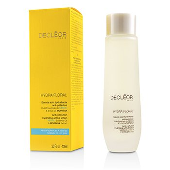 Decleor Hydra Floral Neroli & Moringa Anti-Pollution Hydrating Active Lotion - Normal to Dry Skin