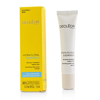 Decleor Hydra Floral Everfresh Hydrating Wide-Open Eye Gel