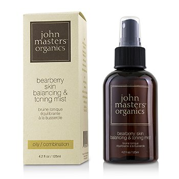 John Masters Organics Bearberry Oily Skin Balancing & Toning Mist (For Oily/ Combination Skin)