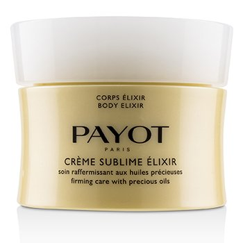 Payot Body Elixir Crème Sublime Elixir Firming Care with Precious Oils