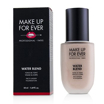 Make Up For Ever Water Blend Face & Body Foundation - # R240 (Pink)