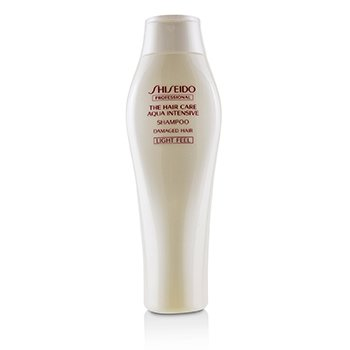 Shiseido The Hair Care Aqua Intensive Shampoo - # Light Feel (Damaged Hair)