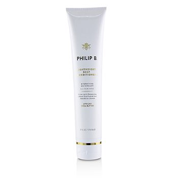 Philip B Lightweight Deep Conditioner - # Classic Formula (Hydrating Detangler - All Hair Types)