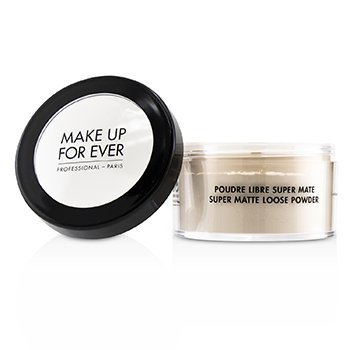 Make Up For Ever Super Matte Loose Powder - # 02 (Pale Pink)