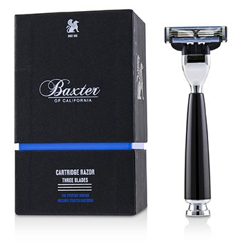 Baxter Of California Three Blades Cartridge Razor