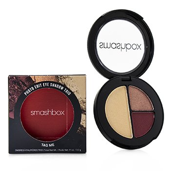 Smashbox Photo Edit Eye Shadow Trio - # Tag Me (Spiked Punch, Bikini Scene, Bellini Bling)