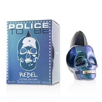 Police To Be Rebel Eau De Toilette Spray (Limited Edition)