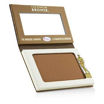 TheBalm Take Home The Bronze Anti Orange Bronzer - # Thomas