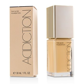 ADDICTION The Glow Foundation SPF 20 - # 003 (Cool Ivory)