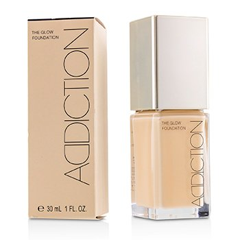ADDICTION The Glow Foundation SPF 20 - # 004 (Ivory Rose)