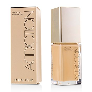 ADDICTION The Glow Foundation SPF 20 - # 006 (Cool Beige)
