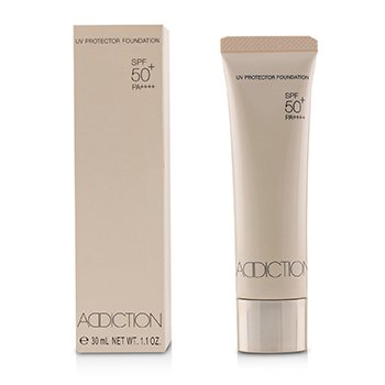 ADDICTION UV Protector Foundation SPF 50 - # 008 (Pure Beige)