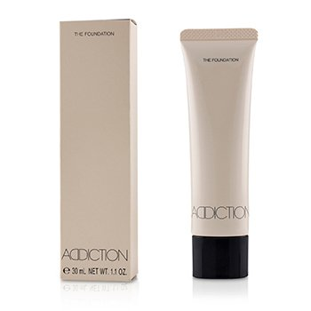 ADDICTION The Foundation SPF 12 - # 001 (Porcelain)