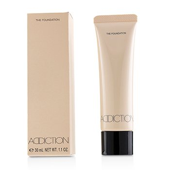 ADDICTION The Foundation SPF 12 - # 007 (Honey Beige)