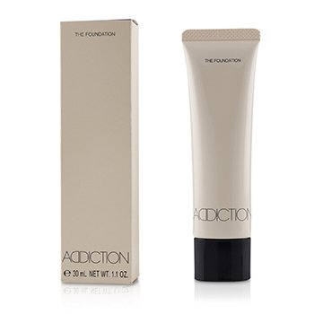 ADDICTION The Foundation SPF 12 - # 008 (Pure Beige)