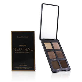 Gen Nude Eye Shadow Palette  - # Neutral
