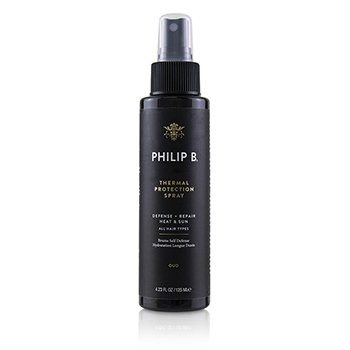 Philip B Thermal Protection Spray (Defense + Repair Heat & Sun - All Hair Types)