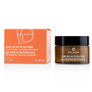 DELAROM Anti-Ageing Restructuring Balm - For All Skin Types & Ageing Skin