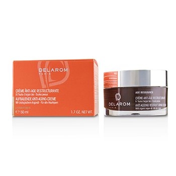 DELAROM Anti-Ageing Restructuring Cream