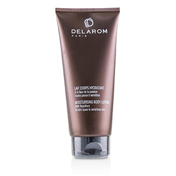 DELAROM Moisturising Body Lotion - For All Skin Types to Sensitive Skin