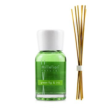 Millefiori Natural Fragrance Diffuser - Green Fig & Iris