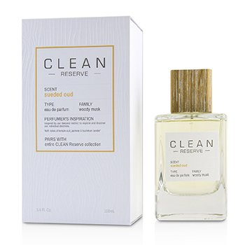 Clean Clean Sueded Oud Eau De Parfum Spray