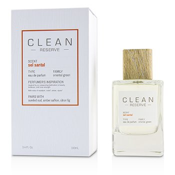 Clean Clean Sel Santal (Reserve Blend) Eau De Parfum Spray