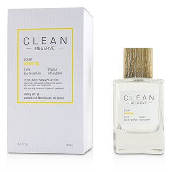Clean Clean Citron Fig (Reserve Blend) Eau De Parfum Spray