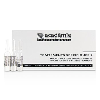Specific Treatments 2 Ampoules Collagene Marin (Light Yellow) - Salon Product