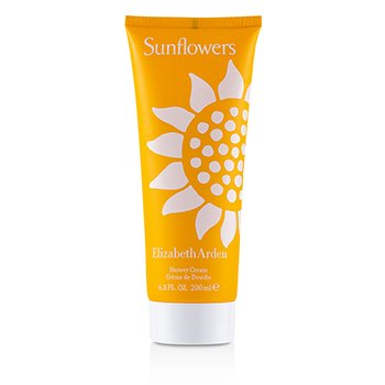 Elizabeth Arden Sunflowers Shower Cream