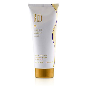 Red Body Lotion