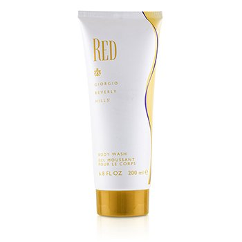 Giorgio Beverly Hills Red Body Wash