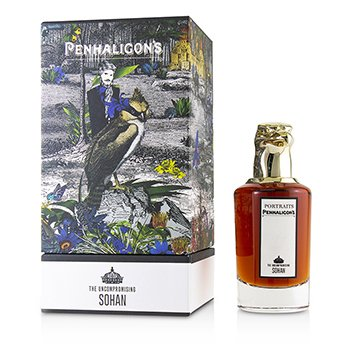Penhaligons Portraits The Uncompromising Sohan Eau De Parfum Spray