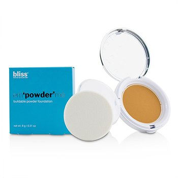 Bliss Empowder Me Buildable Powder Foundation - # Bronze